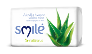 SMILĖ soap with aloe (100 g)