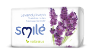 SMILĖ soap with aroma of lavender (100 g)