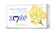SMILĖ toilet soap with palm and palm kernel oil (90 g)