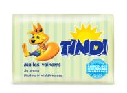 TINDI toilet soap for children with cream (90 g)