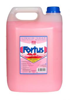 FORTUS liquid soap with cream (5 l)