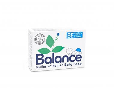 BALANCE tualetinis muilas vaikams (90 g)