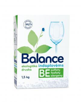 BALANCE экологическая соль для посудомоечных машин (1,5 кг)