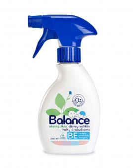 BALANCE ecological stain remover for kids clothing (250 ml)