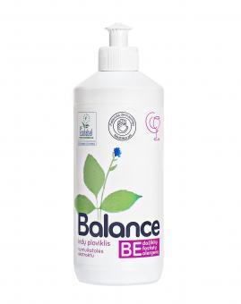 BALANCE ekologiškas indų ploviklis su muilažolės ekstraktu (500 ml)