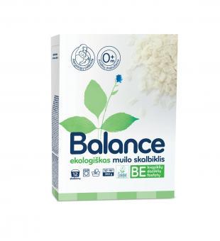 Экологический мыльный порошок BALANCE (350 г.)