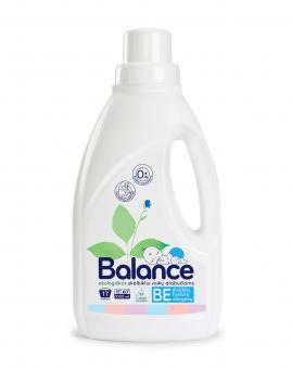 BALANCE ekologiškas skalbiklis vaikų drabužiams (1l)