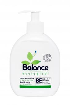 BALANCE Ecological Liquid Soap with Aloe Extract (275 ml)