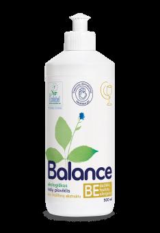 BALANCE экологически сбалансированная жидкость для мытья посуды с экстрактом каштана, 500 мл