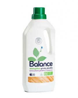 BALANCE ekologiškas grindų ploviklis laminuotoms grindims ir linoleumui (800 ml)
