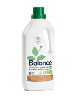 BALANCE  ecological agent for parquet, wooden floor and other wooden surface care (800 ml)
