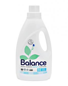 BALANCE concentrated liquid fabric detergent for white fabric (1.5 l)