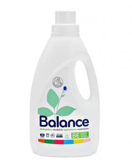 BALANCE ecological concentrated liquid fabric detergent for coloured fabric (1.5 l)