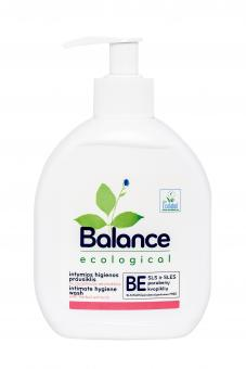 BALANCE Ecological Intimate Detergent with Herbal Extracts (275 ml)