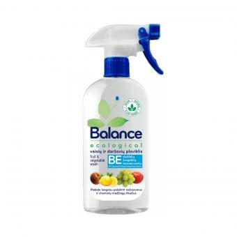 BALANCE ekologiškas vaisių ir daržovių ploviklis (480 ml)