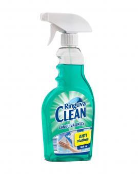 RINGUVA CLEAN langų valiklis, Antistatinis (500 ml)