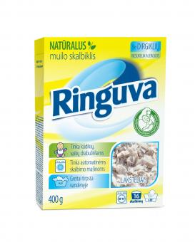 RINGUVA natural soap detergent (400 g)