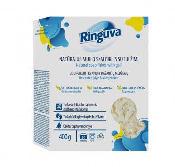 RINGUVA muilo skalbiklis su tulžimi (400 g)