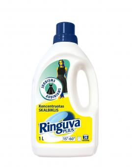 RINGUVA PLIUS black fabric detergent (1000 ml.)