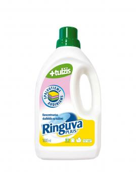 RINGUVA PLIUS liquid coloured fabric detergent with gall (1 l)