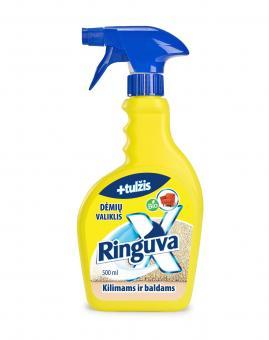 RINGUVA X purškiamas kilimų ir baldų apmušalų valiklis su tulžimi (500 ml)