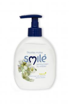 SMILĖ liquid soap with aroma of jasmine (300 ml)
