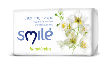 SMILĖ soap with aroma of jasmine (100 g)