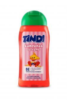 TINDI kids shampoo with wheat germ extract (210 ml)
