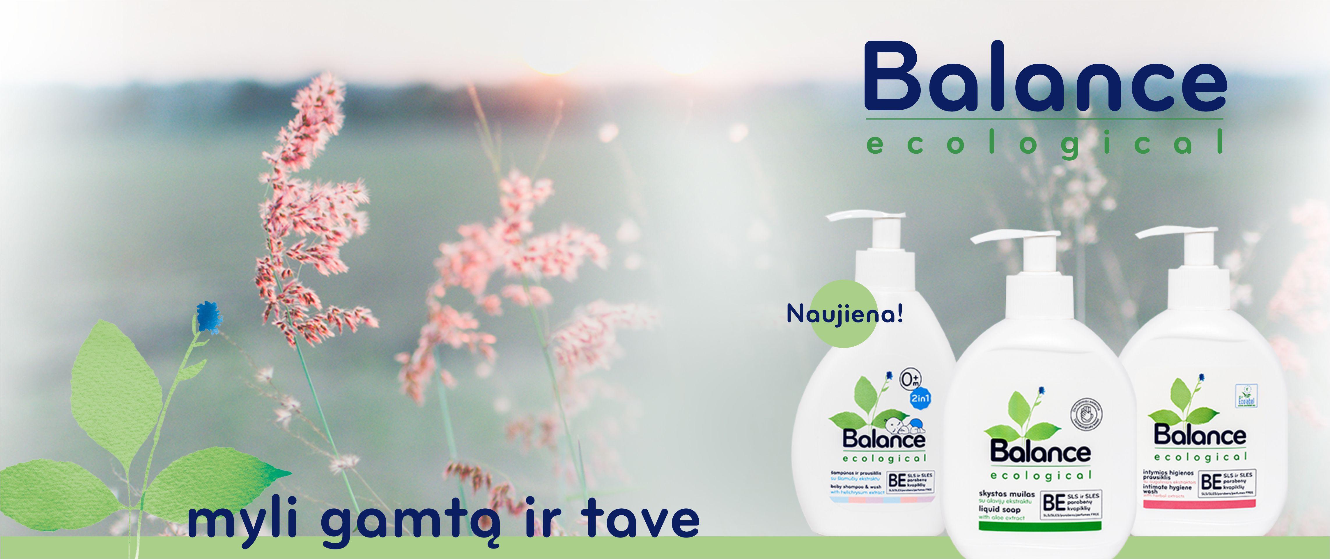 Baneris 8 Balance